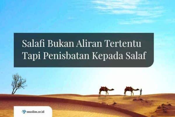 Mengenal Manhaj Salaf
