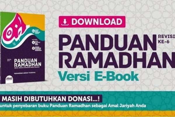 "Download E-Book""Panduan Ramadhan"" (PDF)"
