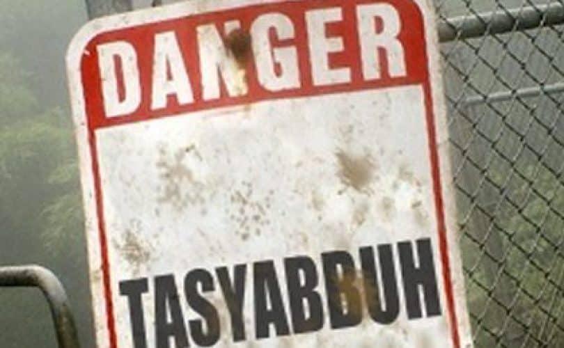 Bahaya Tasyabuh