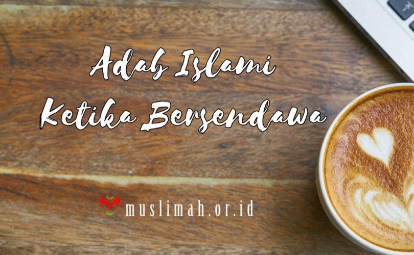 Adab Islami Ketika Bersendawa