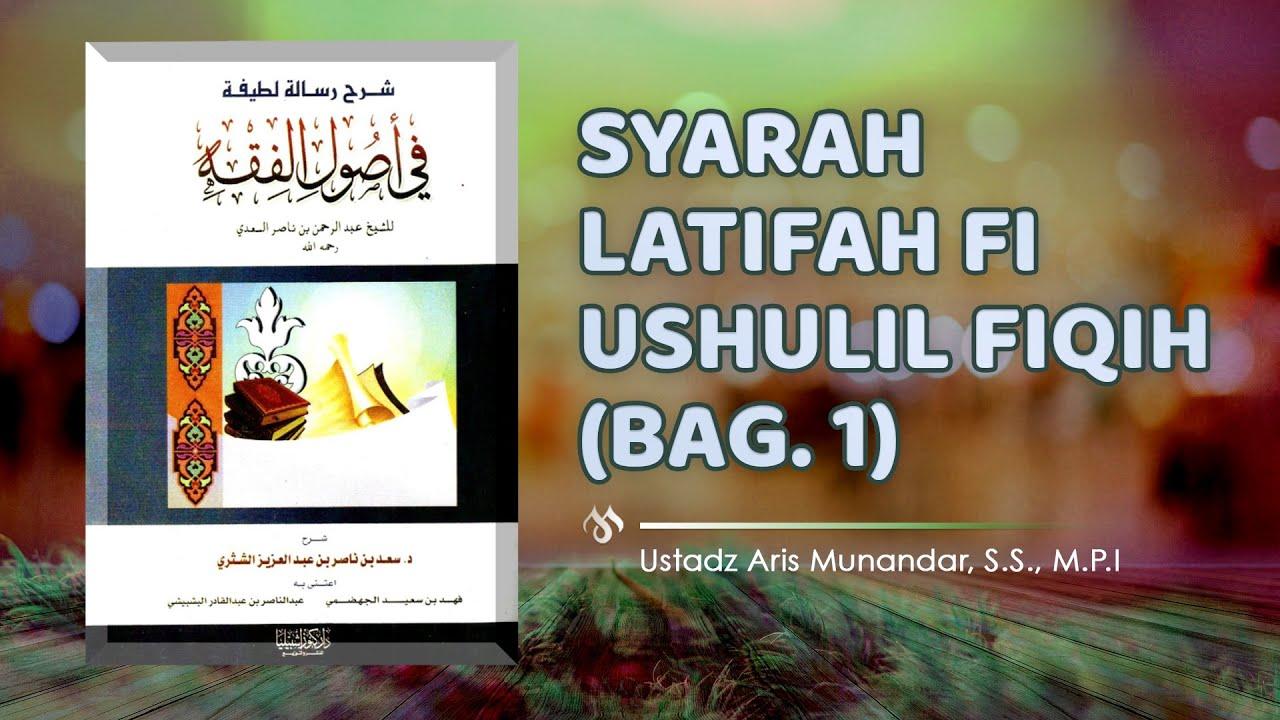 Risalah Lathifah 1